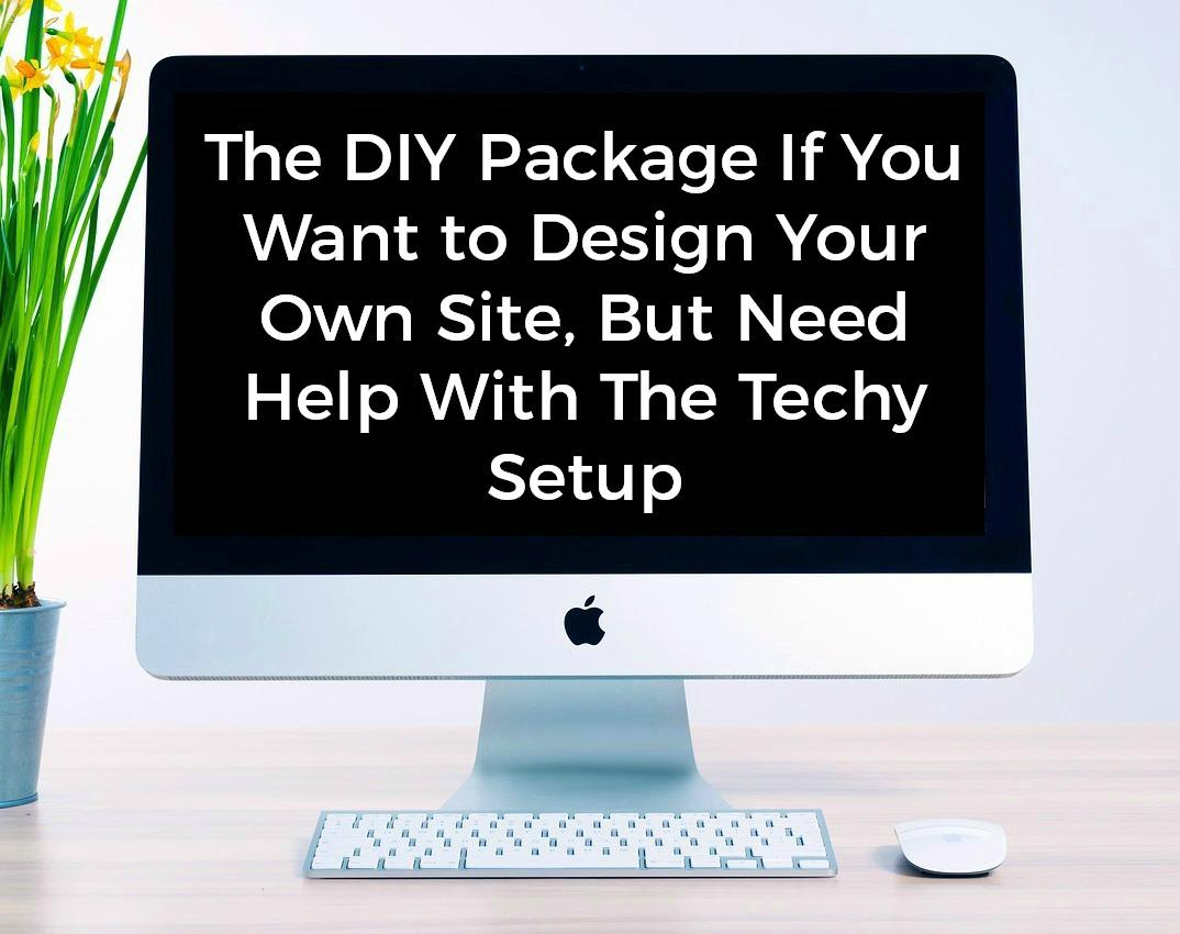 get started website package belinda owen
