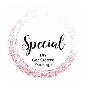special DIY get started package