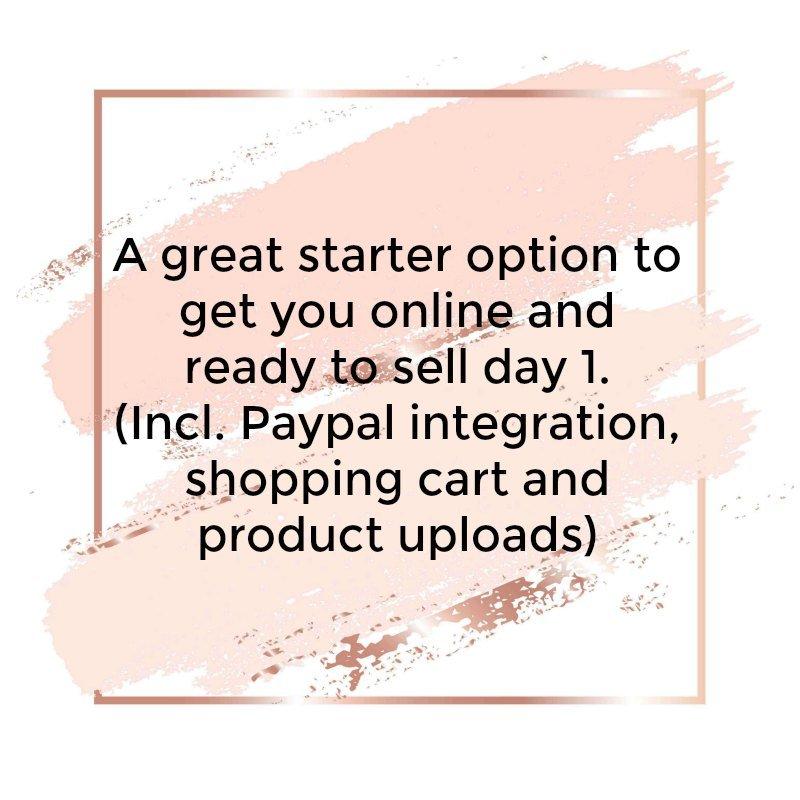 eCommerce and Beyond website package belinda owen