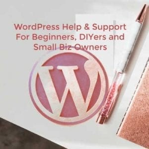 wordpress cafe support group on facebook