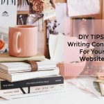 how to easily writing content for your website